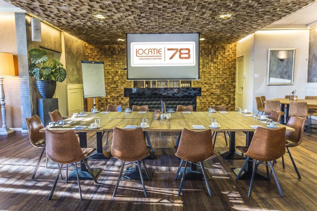 Locatie78 - Veelzijdige & Gastvrije vergader- en trouwlocatie in Bunnik